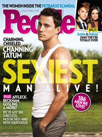 Channing Tatum, People