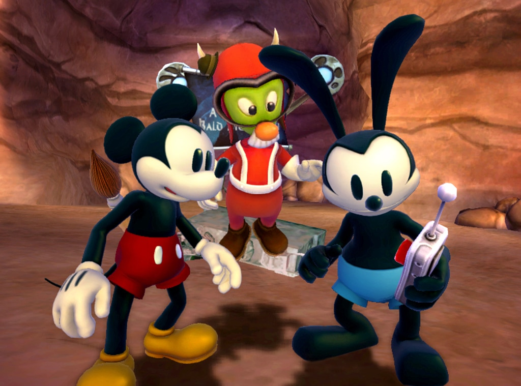 Disney Epic Mickey The Power of Two