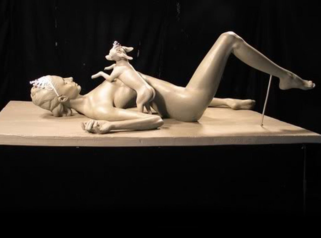 Paris Hilton Cadaver