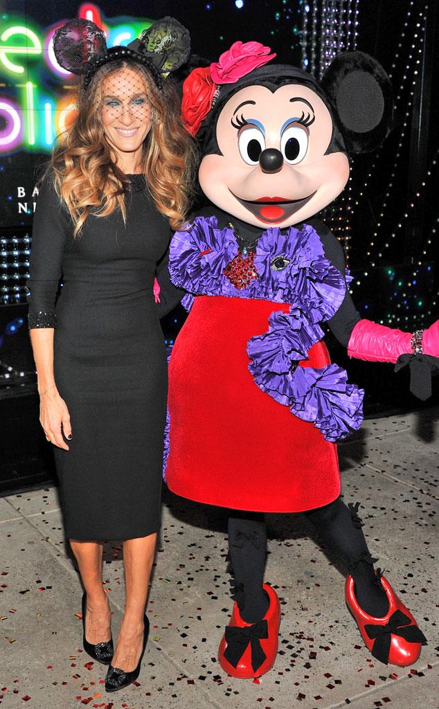 Sarah Jessica Parker, Minnie Mouse