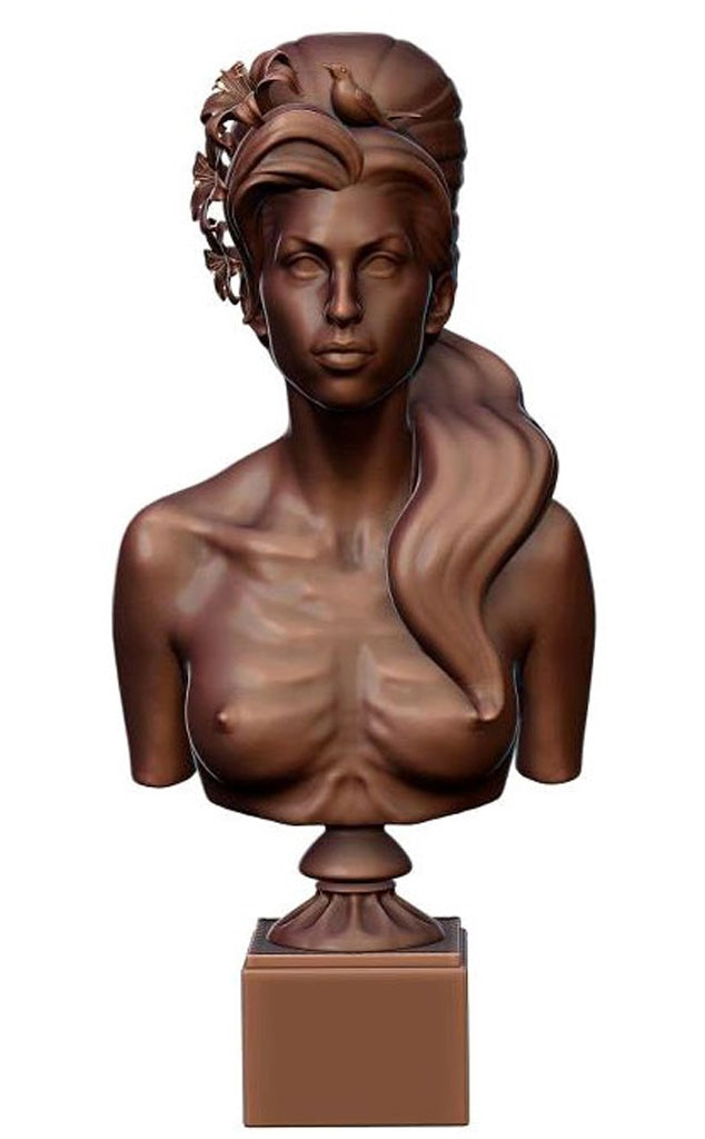 Amy Winehouse, Bust