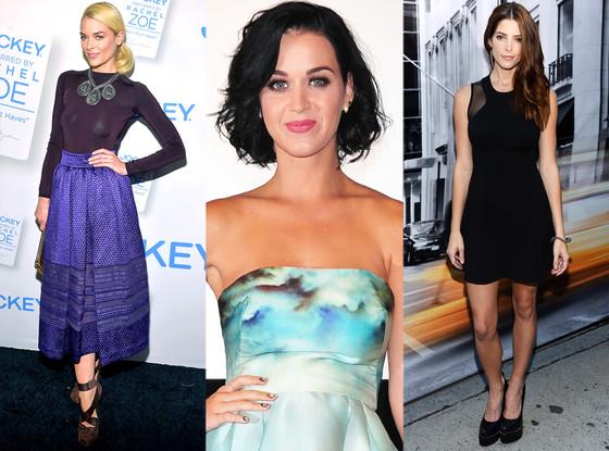 Jaime King, Katy Perry, Ashley Greene