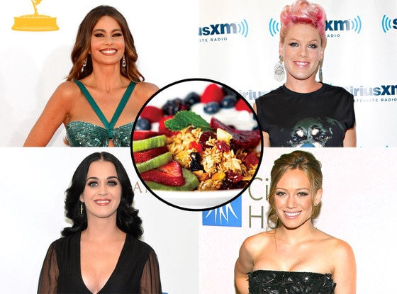 Freshology, Sofia Vergara, Pink, Katy Perry, Hilary Duff