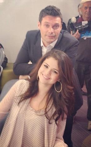 Selena Gomez, Ryan Seacrest