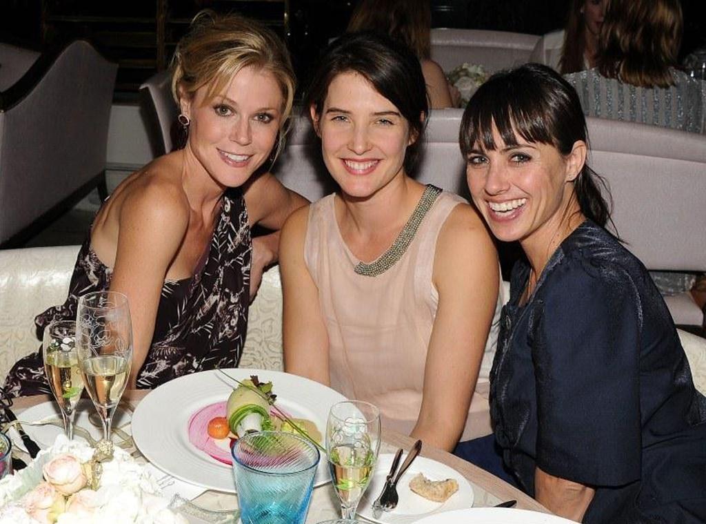 Julie Bowen, Cobie Smulders, Constance Zimmer
