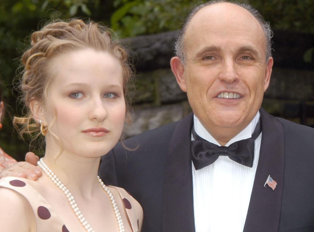 Caroline, Rudy Giuliani