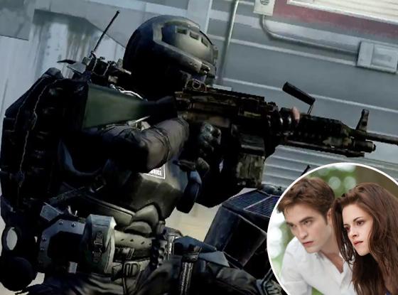 Breaking Dawn, Call of Duty
