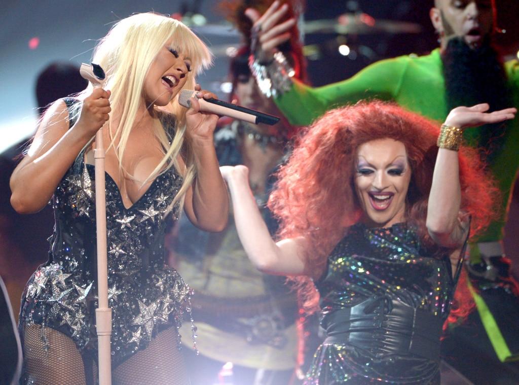 Christina Aguilera, AMA Show