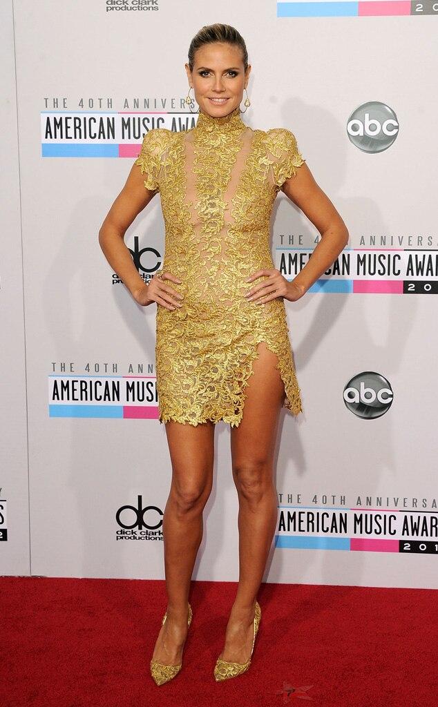 Heidi Klum, AMA's