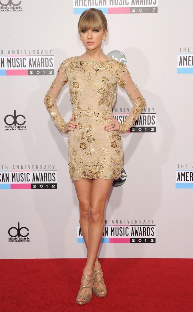 Taylor Swift, AMA's