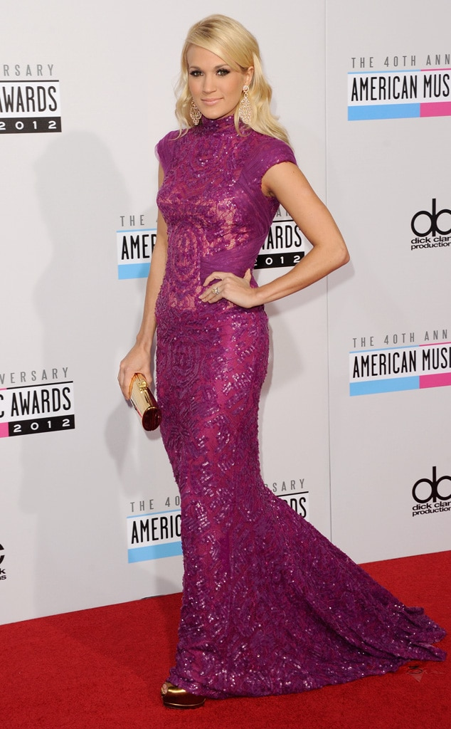 Carrie Underwood, AMA's