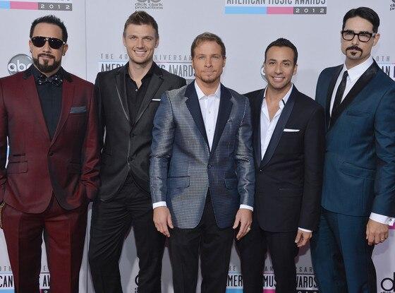 Backstreet Boys, AMA's