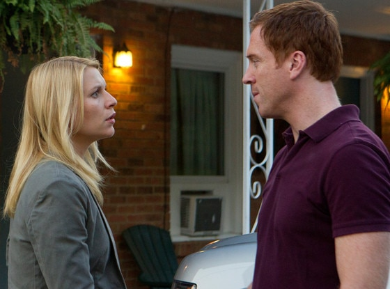Claire Danes, Damian Lewis, Homeland