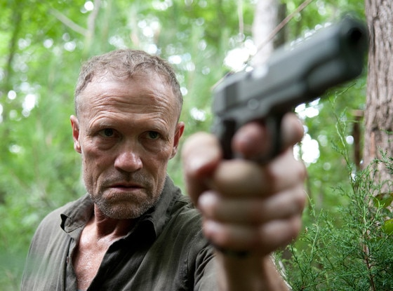 Michael Rooker, The Walking Dead