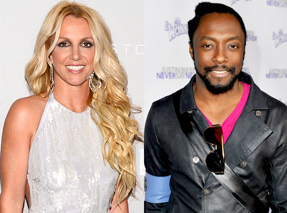 Britney Spears, Will.I.Am