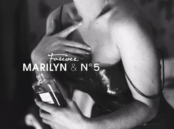 Préférence Marilyn Monroe in New Chanel No. 5 Ad: Watch Now! | E! News TU53