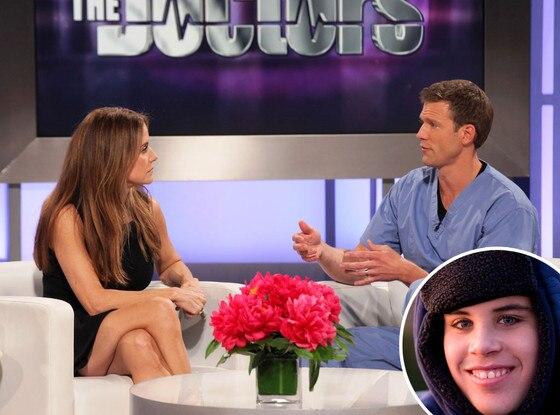 Kelly Preston, Dr. Travis Stork, The Doctors, Jett Travolta
