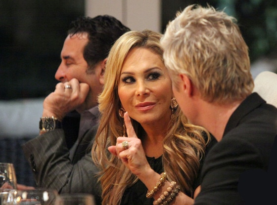 REAL HOUSEWIVES OF BEVERLY HILLS, Adrienne Maloof
