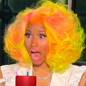 Nicki Minaj, American Idol