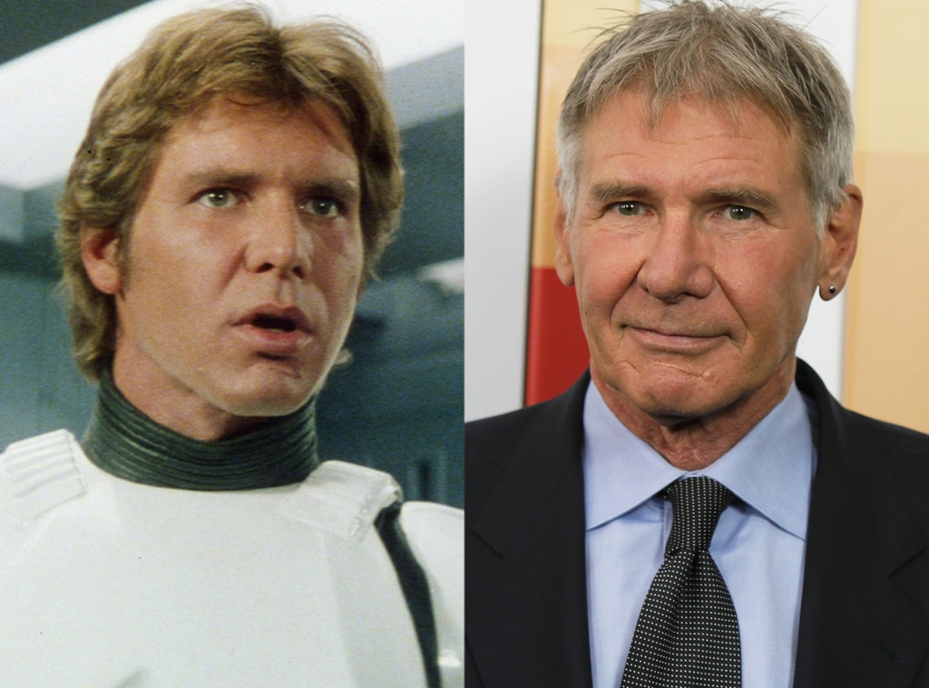 Harrison Ford, Star Wars, Where are they now