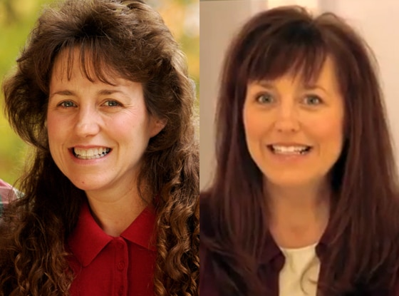 Michelle Duggar, Makeover