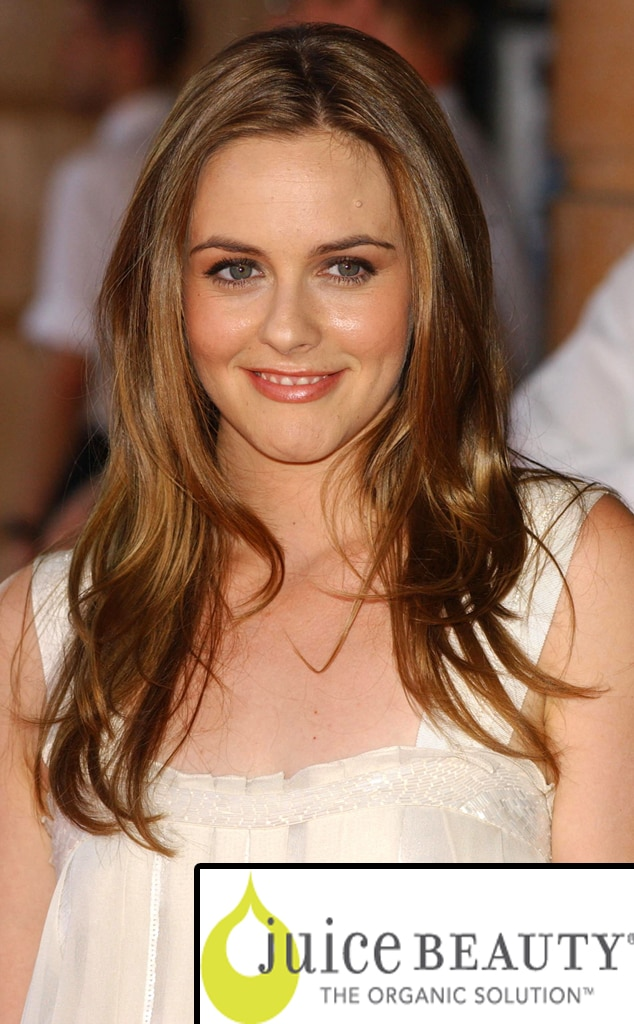 Alicia Silverstone, Juice Beauty