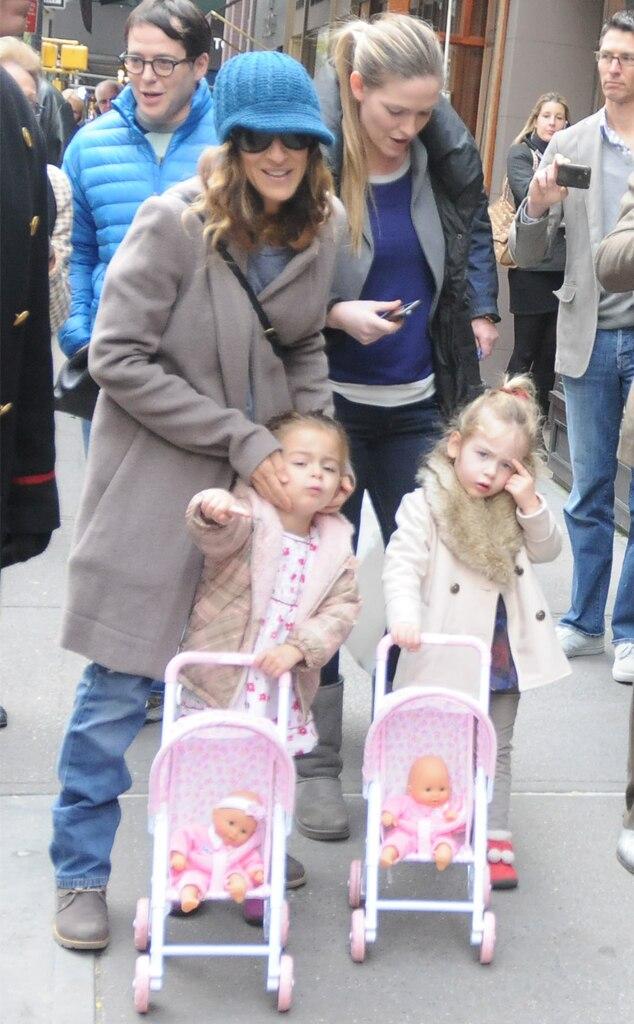 Sarah Jessica Parker, Marion, Tabitha