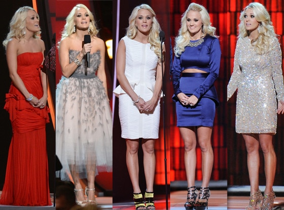 CMA's, Carrie Underwood
