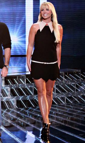Britney Spears, X Factor