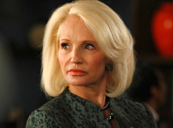Ellen Barkin, The New Normal