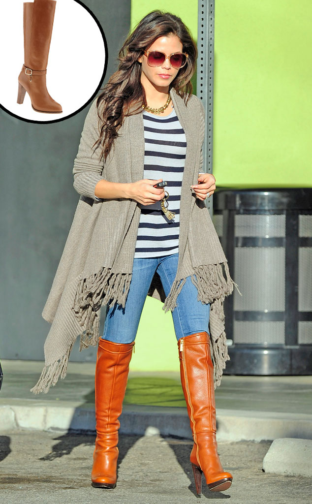 Jenna Dewan-Tatum, Knee-High Boots