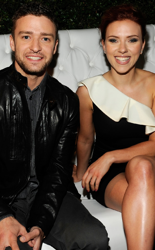 Scarlett Johansson, Justin Timberlake