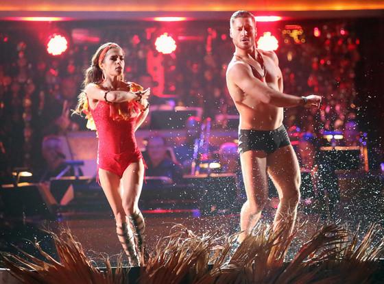 Val Chmerkovskiy, Kelly Monaco, Dancing with the Star