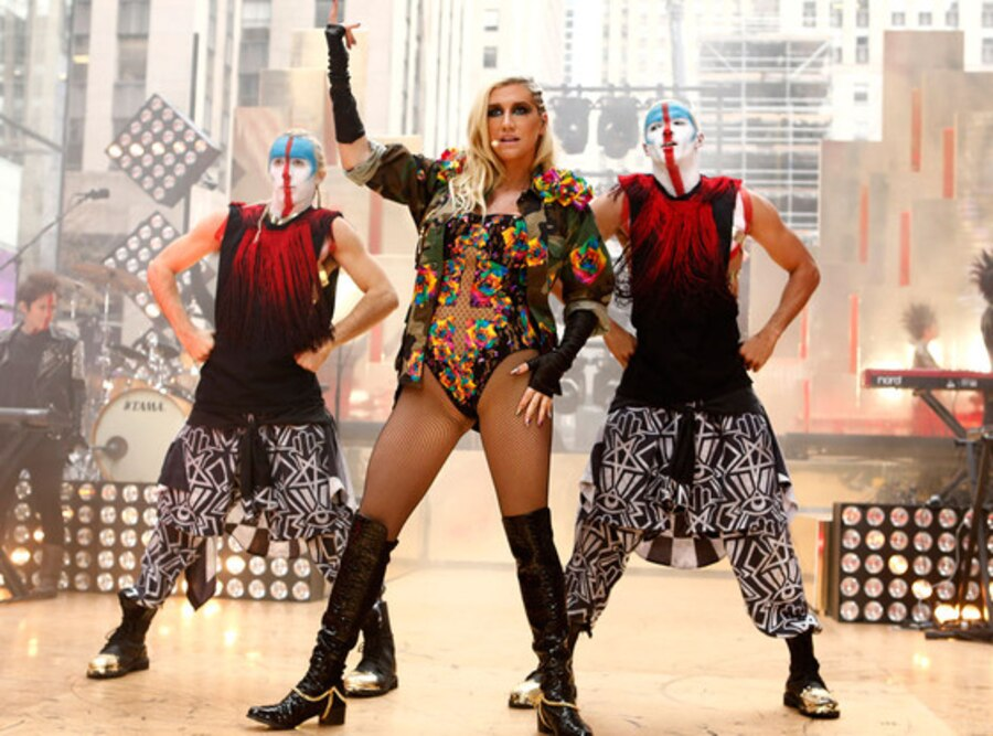 Kesha, Ke$ha