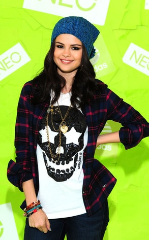 Adidas NEO Label, Selena Gomez