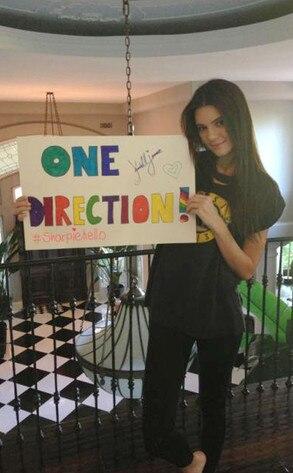 Kendall Jenner Twitter