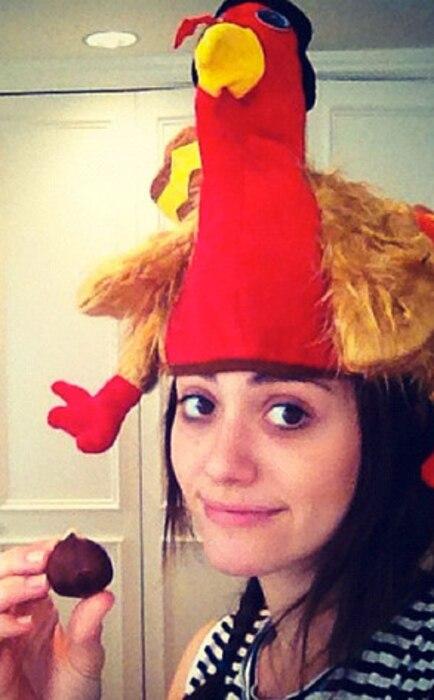 Emmy Rossum, Twit Pics