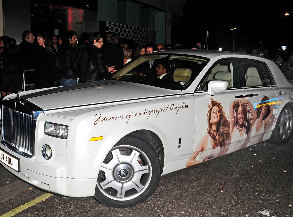 Mariah Carey, Rolls-Royce Phantom