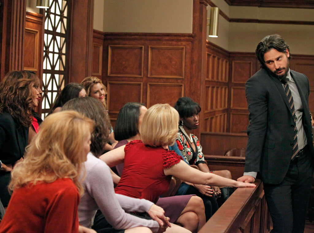 Joe Manganiello, HOW I MET YOUR MOTHER