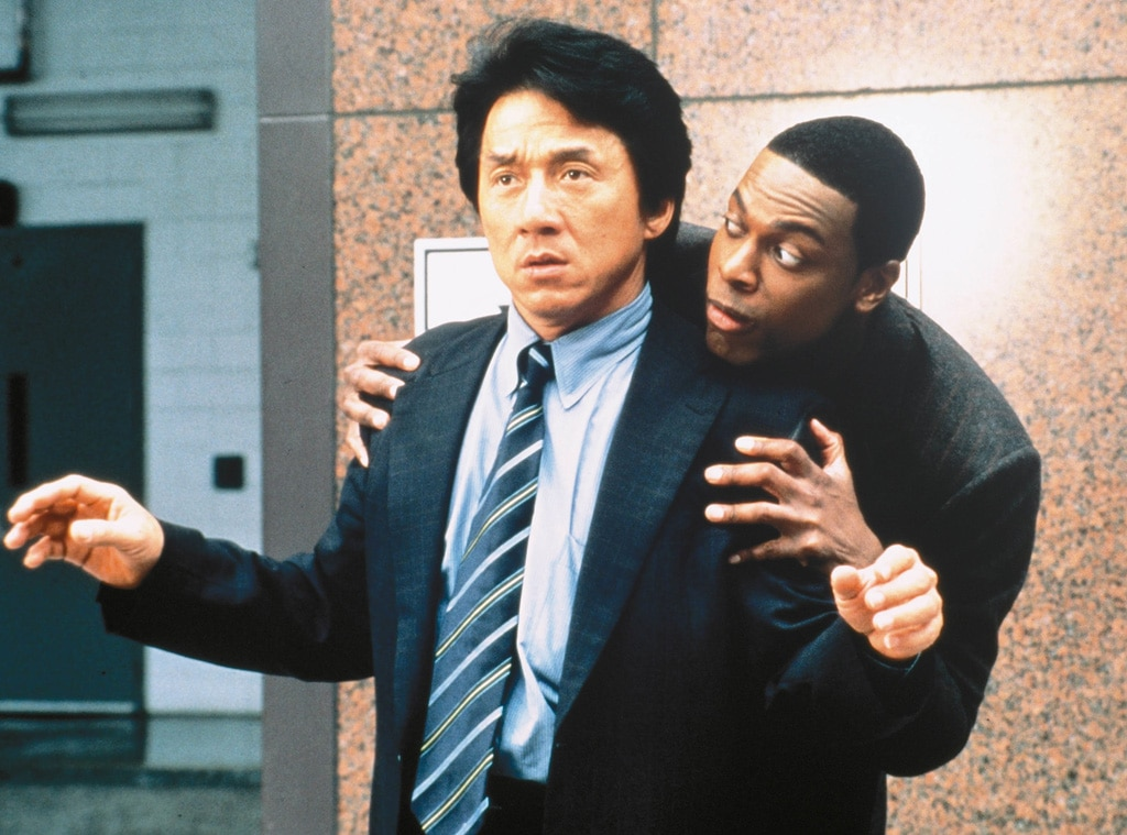 Jackie Chan, Chris Tucker, Rush Hour