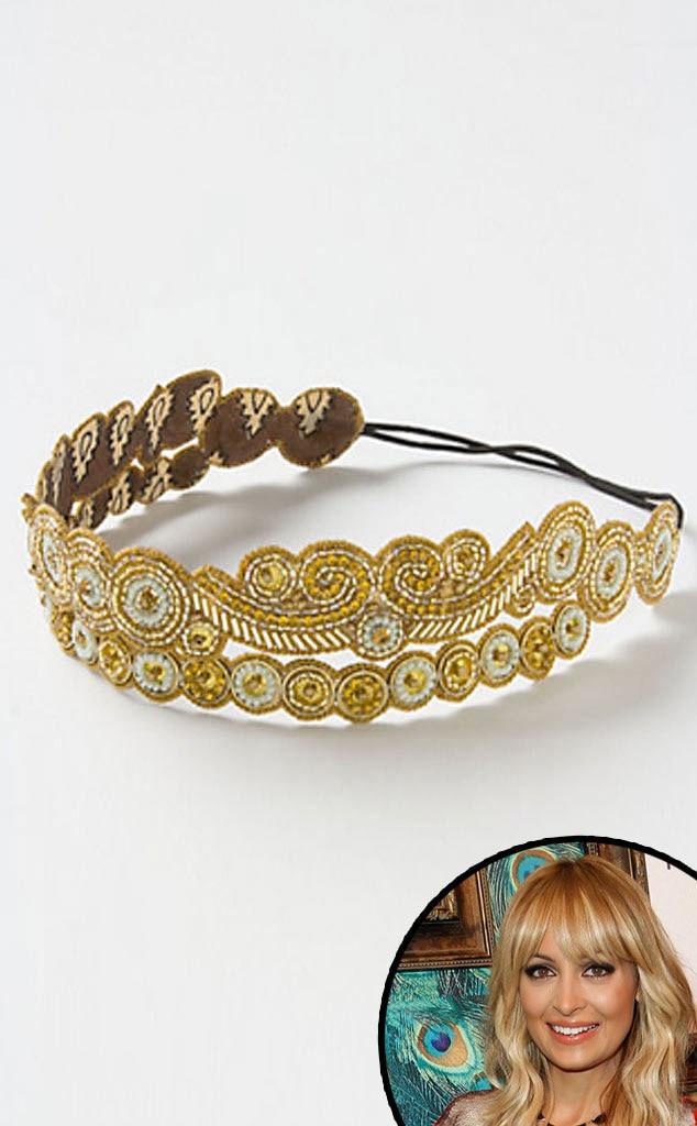 Headband, Nicole Richie