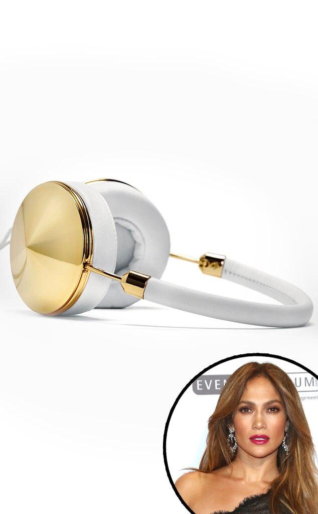 Frends Layla Gold Headphones, Jennifer Lopez