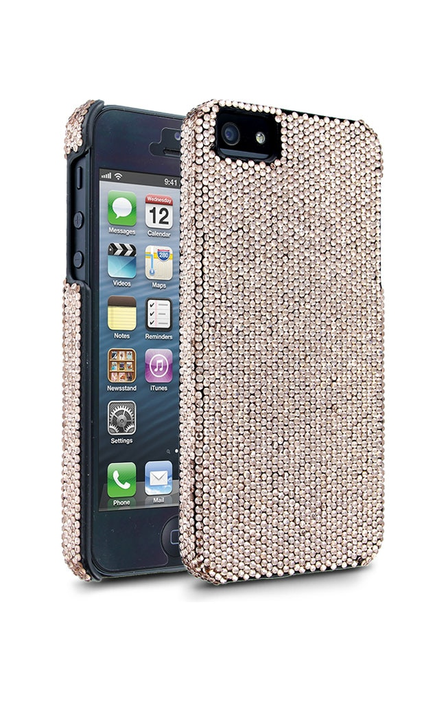 Cellaris Light Peach Bling iPhone Case