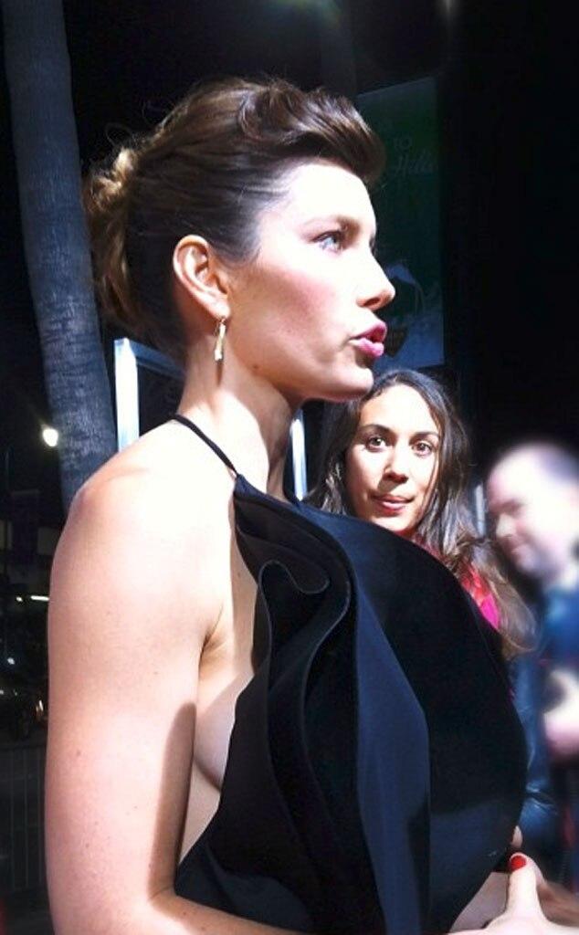 Jessica Biel, Twit Pic