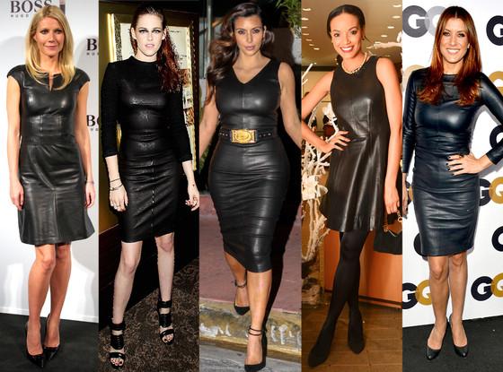 Gwyneth Paltrow, Kate Walsh, Kim Kardashian, Kristen Stewart, Selita Ebanks