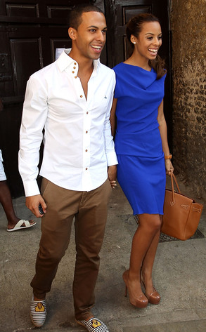 Rochelle Wiseman, Marvin Humes