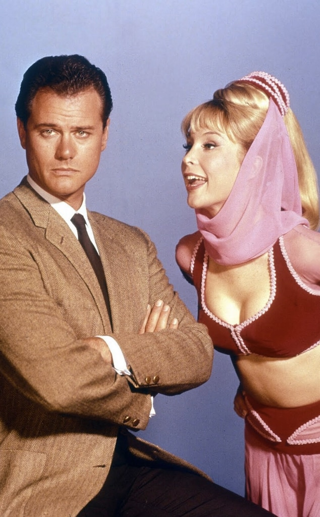 Larry Hagman, Barbara Eden, I Dream of Jeannie