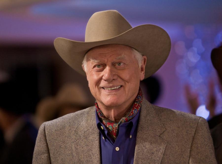 Larry Hagman, Dallas