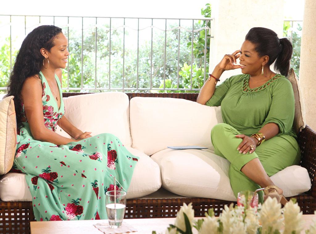 Rihanna, Oprah Winfrey, Oprah's Next Chapter