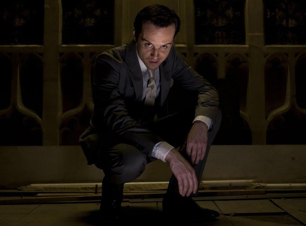 Andrew Scott, Sherlock